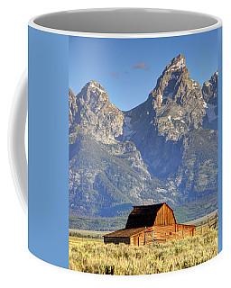 John Moulton Barn - Grand Teton National Park Coffee Mug