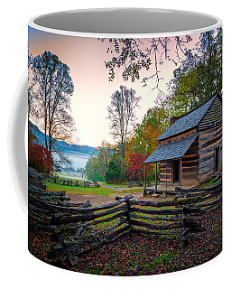 John Oliver Place In Cades Cove Coffee Mug