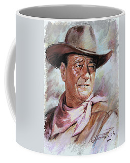 John Wayn Coffee Mug