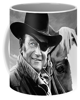John Wayne @ True Grit #1 Coffee Mug
