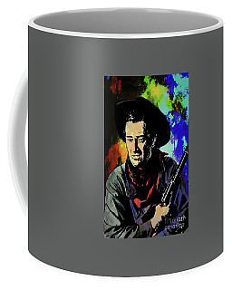 John Wayne, Coffee Mug