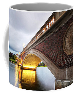 John Weeks Bridge Charles River Harvard Square Cambridge Ma Coffee Mug