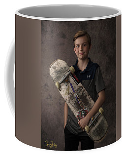Johnathan March 9 Coffee Mug