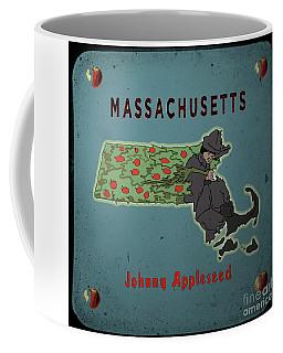 Johnny Appleseed Coffee Mug
