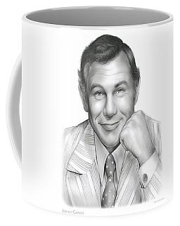 Johnny Carson Coffee Mug