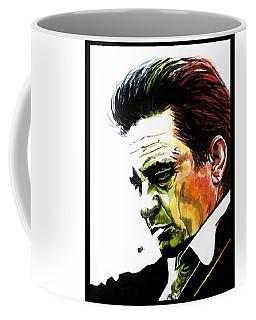 Johnny Cash Coffee Mug
