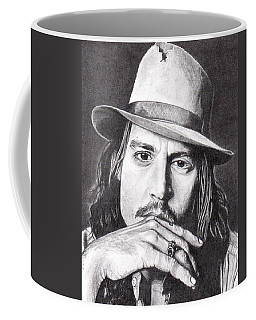 Johnny Depp Coffee Mug