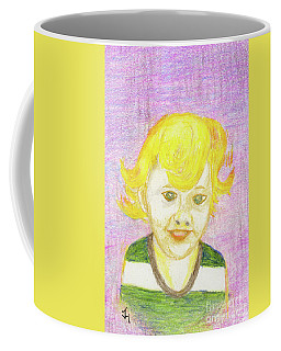 Johnny Coffee Mug