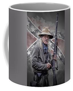 Johnny Reb Coffee Mug