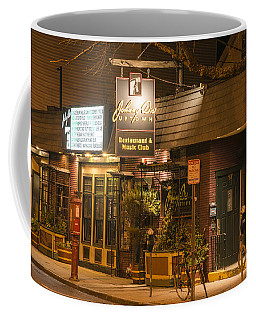 Johnny Ds Music Club In Davis Square Somerville Ma Coffee Mug