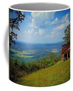 John's Mountain Overlook Coffee Mug