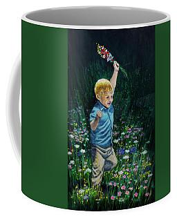Joie De Vivre Coffee Mug by Rick Mosher
