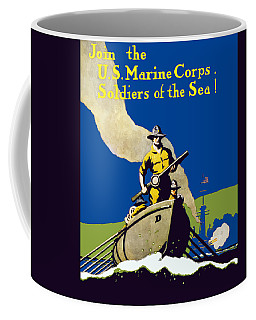 Join The Us Marines Corps Coffee Mug