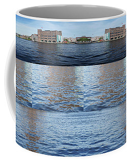 Coffee Mug featuring the photograph Joiner Sea by Ana Mireles