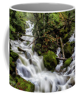 Joining Forces Coffee Mug