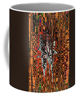Jojo Abstract Coffee Mug