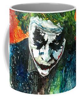 Joker - Heath Ledger Coffee Mug