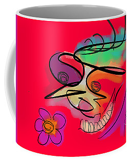 Joker V2 Coffee Mug