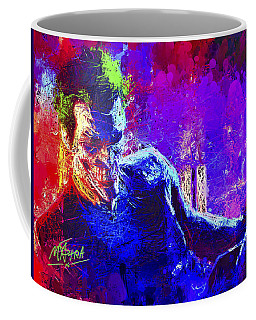Joker's Grin Coffee Mug