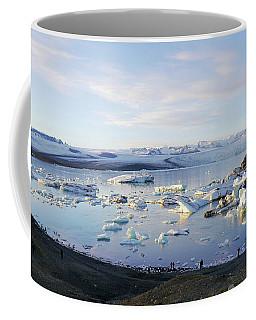 Jokulsarlon Glacial Lagoon Coffee Mug