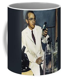 Jonas Salk (1914-1995) Coffee Mug