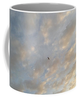 Coffee Mug featuring the photograph Jonathan Livingston Seagull by LeeAnn Kendall