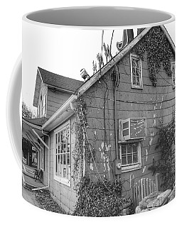 Jones Hardware From Behind, Pequannock Coffee Mug