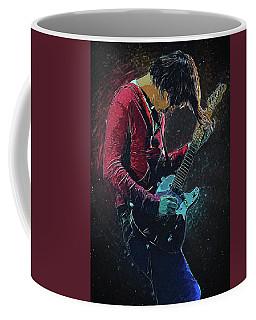 Jonny Greenwood Coffee Mug