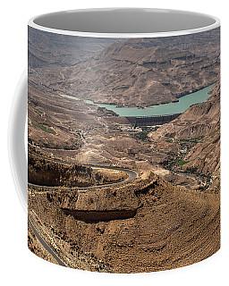 Coffee Mug featuring the photograph Jordan River by Mae Wertz