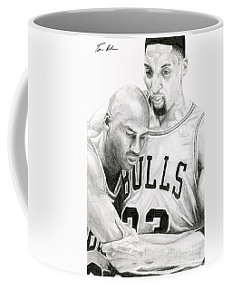 Jordan Will To Win Coffee Mug