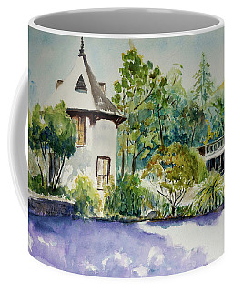 Jose Moya Del Pino Library At Marin Arts And Garden Center Coffee Mug