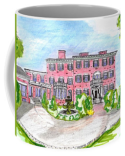 Joseph Story Home- Salem Coffee Mug