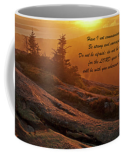 Joshua 1-9 Coffee Mug