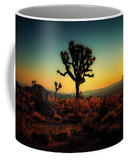 Joshua Tree At Sunrise Series 9190456 Coffee Mug