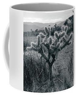Joshua Tree Cactus Coffee Mug