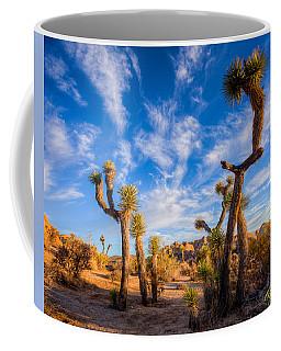 Joshua Tree Dawn Coffee Mug