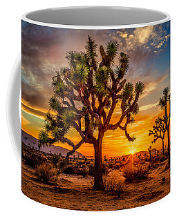Joshua Tree Glow Coffee Mug