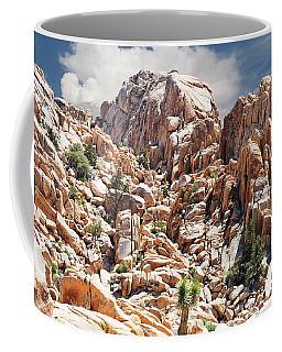 Joshua Tree National Park - Natural Monument Coffee Mug