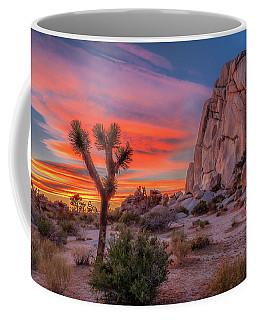 Joshua Tree Sunset Coffee Mug