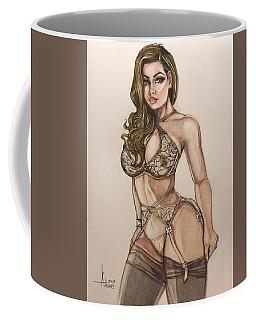 Josie Pinup Coffee Mug