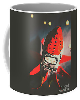 Journey Beyond The Stars Coffee Mug