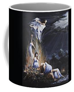 Journey Into Self Female Coffee Mug