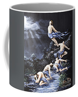 Journey Into Self Male Coffee Mug