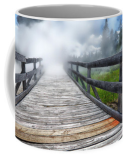 Journey Into The Unknown Coffee Mug