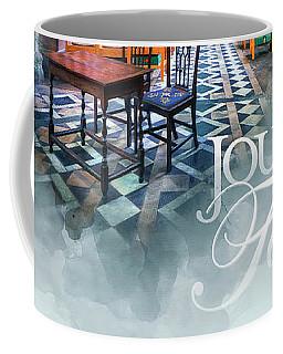 Journey Of Faith Coffee Mug