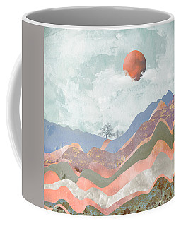 Journey To The Clouds Coffee Mug