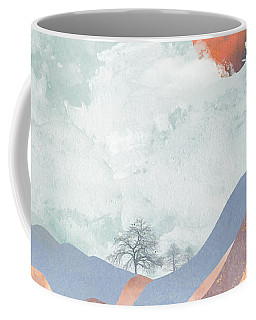 Journey To The Clouds Coffee Mug