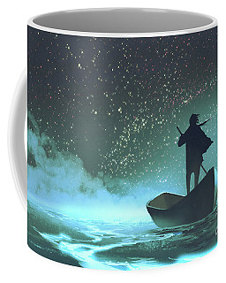 Journey To The New World Coffee Mug