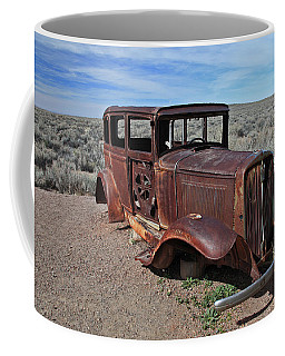 Journey's End Coffee Mug by Gary Kaylor