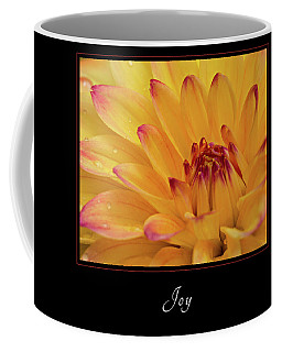 Coffee Mug featuring the photograph Joy 1 by Mary Jo Allen